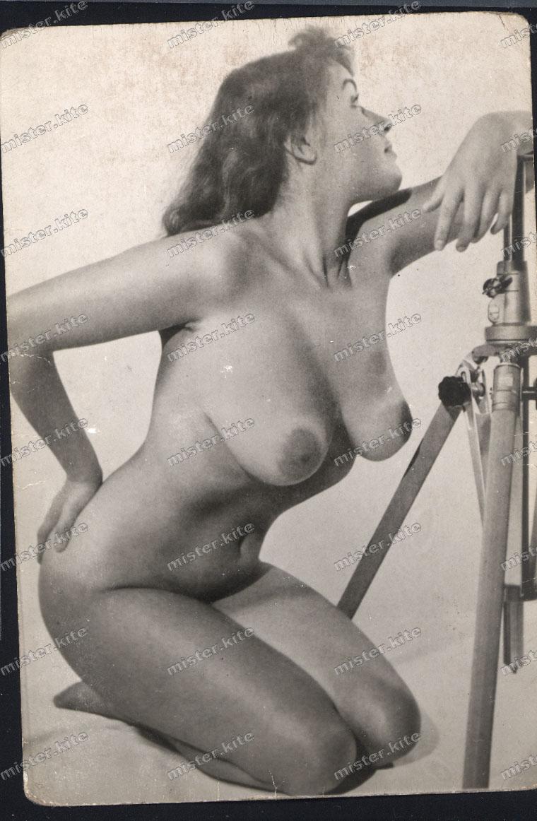nackt retro models