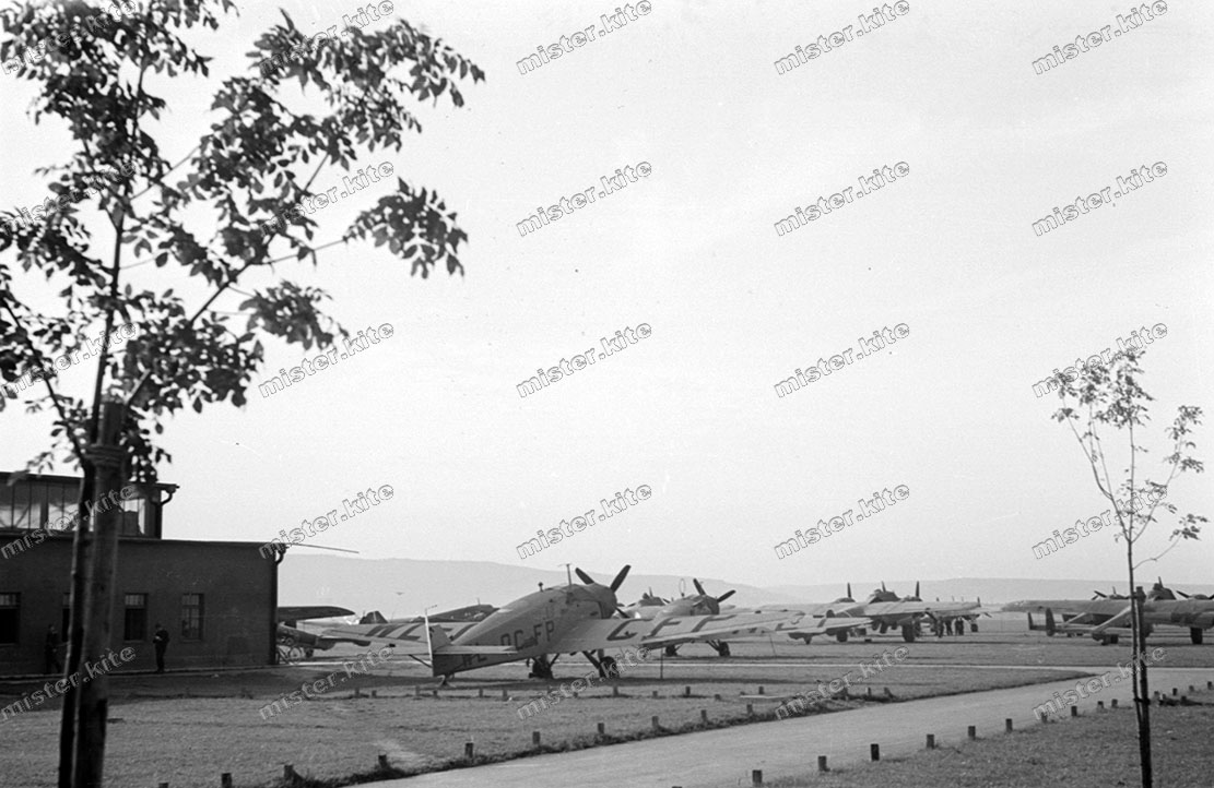 Negativ-do 17-donier-kampfgeschwader-kg 76-fliegerhorst-bomber Wing-26 Luftfahrt & Zeppelin